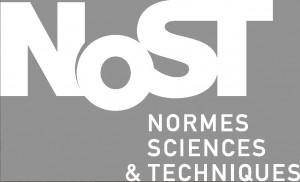 logo NoST blanc